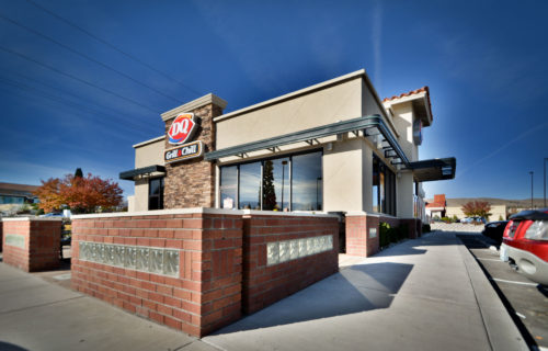 Exterior, Dairy Queen, Reno, Nevada – John Anderson Construction, Inc.