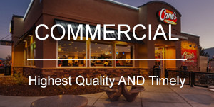 Commercial Construction by John Anderson Construction, Inc.