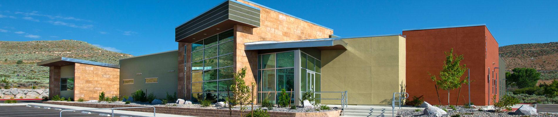 Exterior, Carson Dermatology, Carson City, Nevada - John Anderson Construction, Inc.